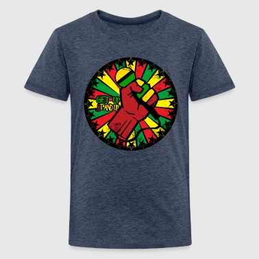 Reggae eu - Teenage Premium T-Shirt