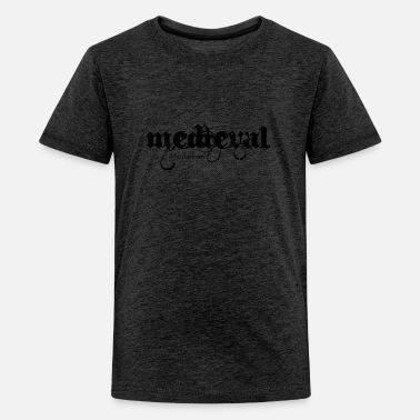 Mittelalter medieval - the dark age - Teenager Premium T-Shirt