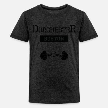 We Are Boston Ghetto Dorchester Boston - Teenager Premium T-Shirt