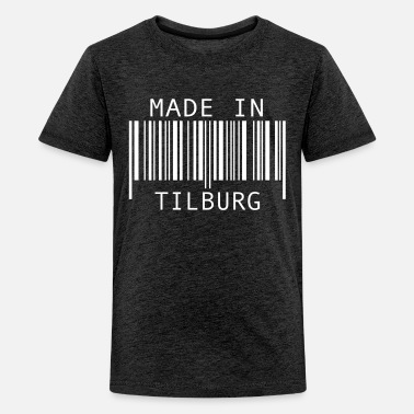 Noord-brabant Made in Tilburg - Teenager Premium T-shirt