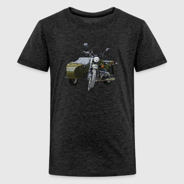 ural - Teenage Premium T-Shirt