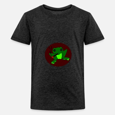 Chill out Frosch - Teenager Premium T-Shirt