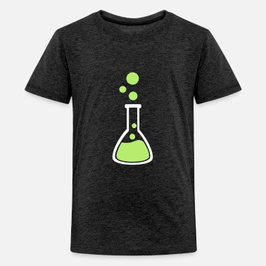 Test Tube Test tube - Teenage Premium T-Shirt