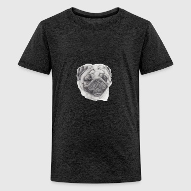 Mops Mops - Teenager Premium T-Shirt