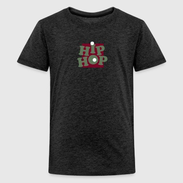 Hip Hop - Teenager Premium T-Shirt