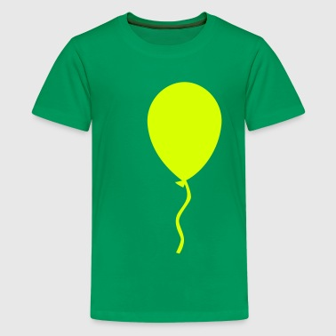 Luftballon - Teenager Premium T-Shirt