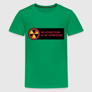 No Atomstrom in My Homezone - Teenager Premium T-Shirt