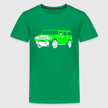 SUV - Teenage Premium T-Shirt