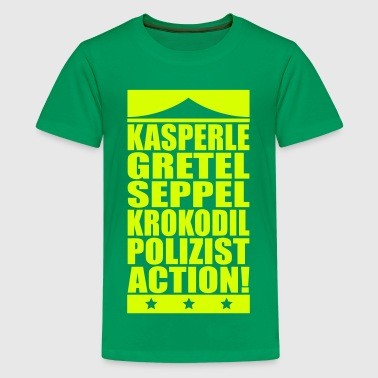 Kasperle-Action - Teenager Premium T-Shirt