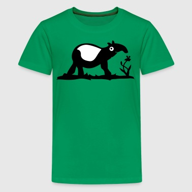 Tapir - Teenager Premium T-Shirt