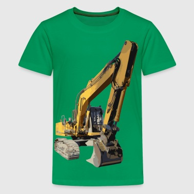 graafmachine - Teenager Premium T-shirt