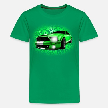Sports Car sport car - Teenager Premium T-shirt