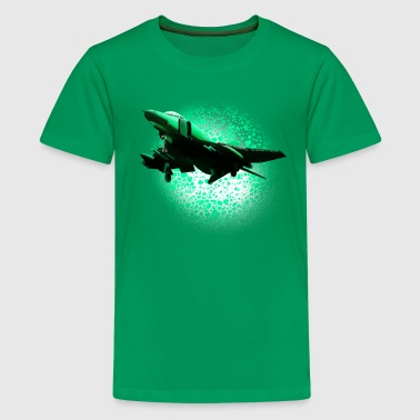 F-4 Phantom - Teenage Premium T-Shirt