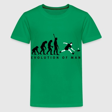 evolution_badminton_022011_b_2c - T-shirt Premium Ado