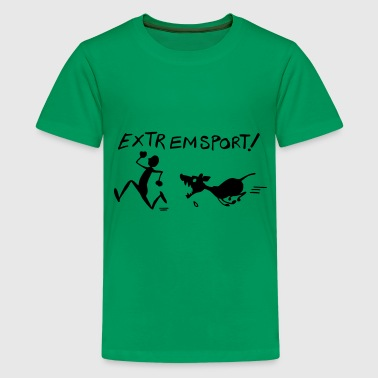 Extremsport - Teenager Premium T-Shirt