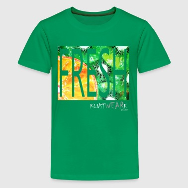 FRUITS - Teenager Premium T-Shirt