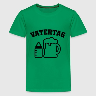 Vatertag - Teenager Premium T-Shirt