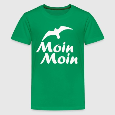 Moin Moin - Teenager Premium T-Shirt