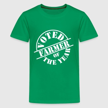 Farming - Teenage Premium T-Shirt