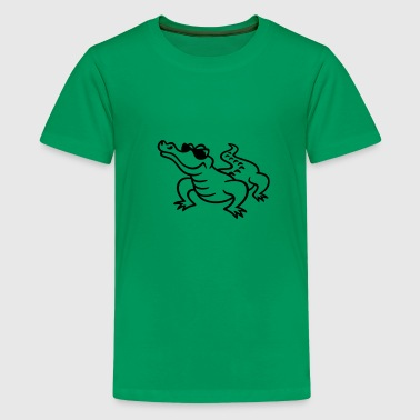 croco cool - T-shirt Premium Ado