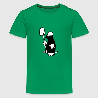 Maulwurf - Teenager Premium T-Shirt