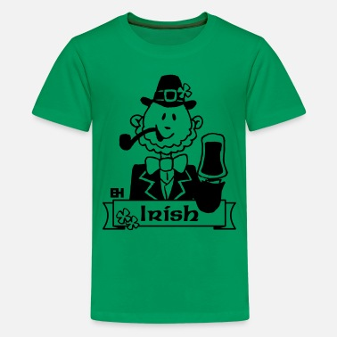 Irish Beer St. Patrick's Day - Maglietta premium per teenager