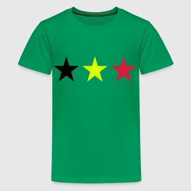Belgien - Teenager Premium T-Shirt