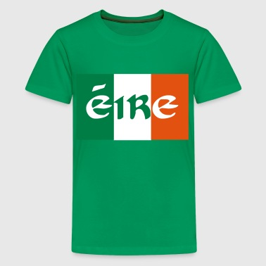 Ireland - Teenage Premium T-Shirt