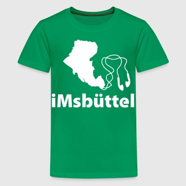 iMsbüttel  - Teenager Premium T-Shirt