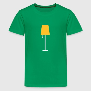Lamp - Teenage Premium T-Shirt