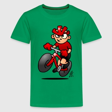 MTB - Teenage Premium T-Shirt
