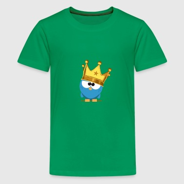 King Birdie - Teenager Premium T-Shirt