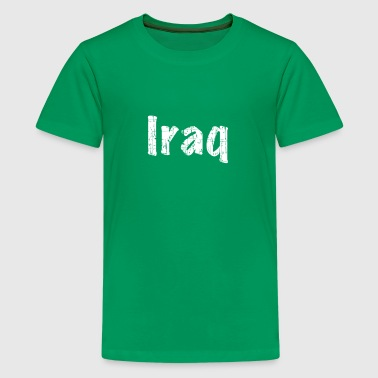 Iraq - Teenager Premium T-Shirt