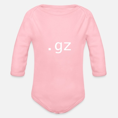 Congratulations gz - Congratulations - Organic Long-Sleeved Baby Bodysuit