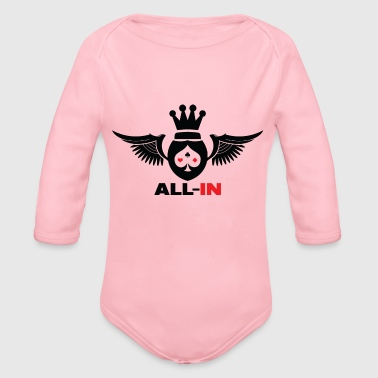 ALL IN - Body bébé bio manches longues