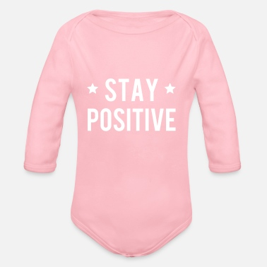 Positive positive - Organic Long-Sleeved Baby Bodysuit