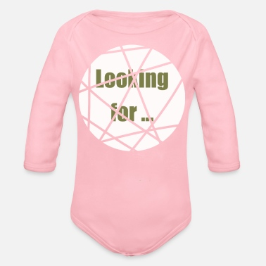 Looking For looking for - Baby Bio Langarmbody
