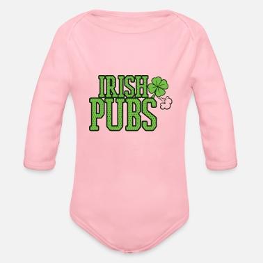 Pub Irlandese Pub irlandesi - Body a manica lunga per neonati 3e618cbf76e