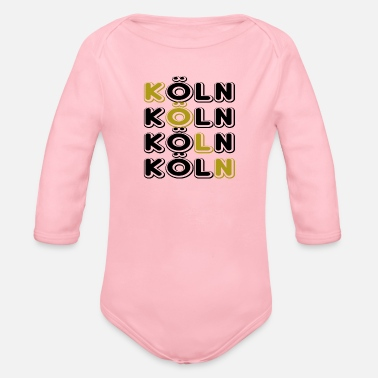 Search Search - Organic Long-Sleeved Baby Bodysuit