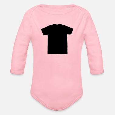 T-shirts t-shirt - Organic Long-Sleeved Baby Bodysuit