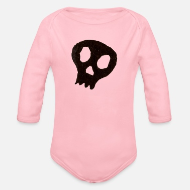 Style style - Organic Long-Sleeved Baby Bodysuit