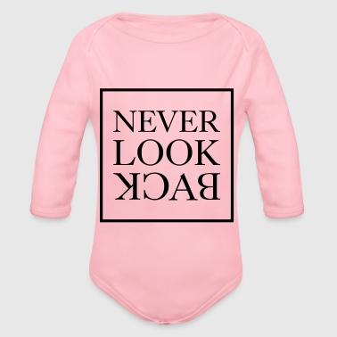 Never Look Back - CLEVELAND SHIRTS - Body bébé bio manches longues