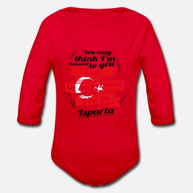 Turkey HOLIDAY HOME ROOTS turkey Turkey Turkey Isparta - Organic Longsleeve Baby Bodysuit