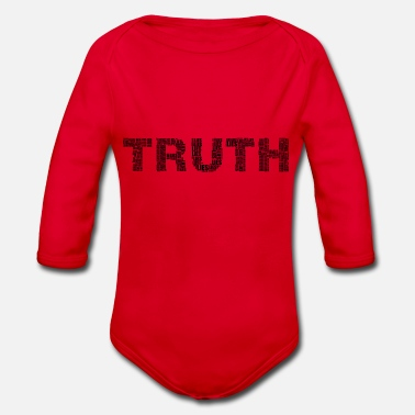 Truth TRUTH - Organic Long-Sleeved Baby Bodysuit