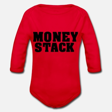 MONEY STACK - Baby Bio Langarmbody
