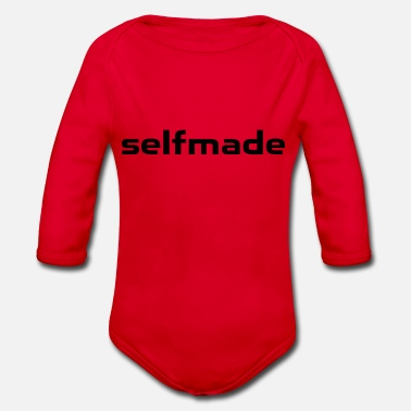 Selfie self Made - Body bébé bio manches longues