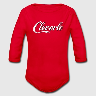 cleverle Sportbekleidung - Baby Bio-Langarm-Body