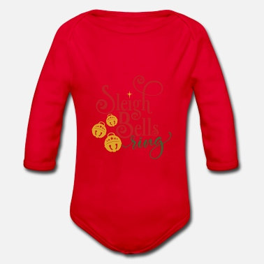 16fd67bf La klokkene ringe, jul Økologisk kortermet babybody | Spreadshirt