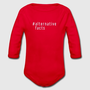 ALTERNATIVE FACTS - Baby Bio-Langarm-Body