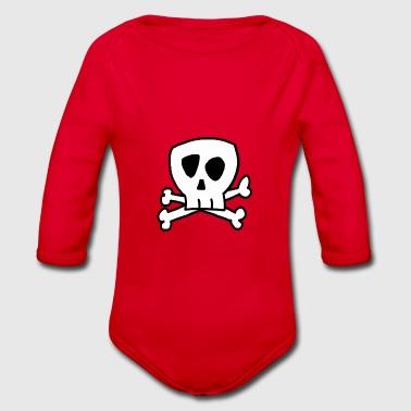 Shop Skull And Crossbones Baby Bodysuits Online Spreadshirt